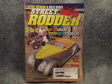 Street Rodder Magazine July 2004 Vol 33 No. 7 Milestones & Busby Deuce Coupe
