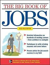THE BIG BOOK OF JOBS 2012-2013-ExLibrary