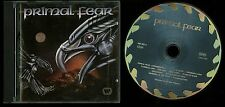 Primal Fear self titled 1998 CD s/t same debut ORIG Nuclear Blast ‎– NB 302-2