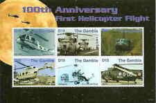 Gambia - Helicopters 100th Anniversary GAM0710