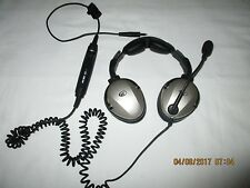 Lightspeed Zulu 2 ANC ENC Civil Aviation Headset-Bluetooth- Single Plug