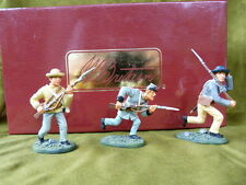 Soldat de plomb BRITAINS ref. 17568 - ACW - Guerre de sécession - Confedertate
