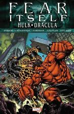 Fear Itself: Hulk VS Dracula by Jeff Parker (2012, Paperback) Marvel Comics