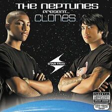 The Neptunes Present: Clones (Bonus DVD) Neptunes Audio CD