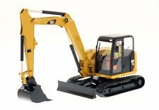 Die Cast  Masters CATERPILLAR 308E2 CR SB Mini Hydraulic Excavator 1/32 85239