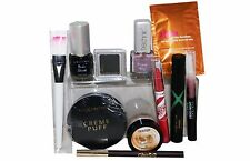 12pc Max Factor Smokey & Taupe, Whipped & Xperience Makeup Giftset