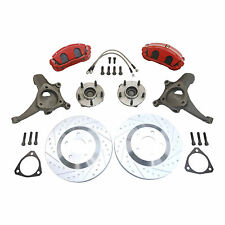 "1970-1981 CAMARO + FIREBIRD C5 Corvette 13"" Disc Brake Kit Tall Spindles"