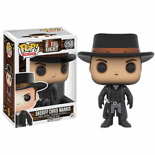 Funko The Hateful Eight POP Sheriff Chris Mannix Vinyl Figure NEW Toys Tarantino