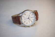 Authentic Frederique Constant Runabout Chronograph Venice automatic men's watch