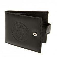 Manchester City Fc Man City Embossed Leather Wallet 805