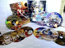 AVATAR THE LAST AIR BENDER & LEGEND OF KORRA -COMPLETE 7 BOOK COLLECTION DVD BOX