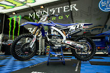 Yamaha Chad Reed YZF YZ-F 250 450 YZF250 YZF450 Full Graphics Kit Decals 14-16