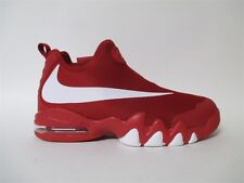 Nike Big Swoosh Gym Red White Gary Payton Sz 10.5 832759-600