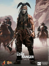 Hot Toys The Lone Ranger: Tonto 1/6 Sixth Scale Figure NEW Johnny Depp