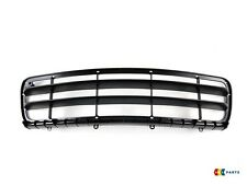 BMW NEW GENUINE Z3 95-03 FRONT BUMPER LOWER CENTER GRILLE 51118399335