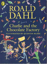CHARLIE AND THE CHOCOLATE FACTORY - ROALD DAHL QUENTIN BLAKE - PB 1998 GIFT EDN