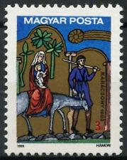 Hungary 1989 SG#3933 Christmas MNH #D4258