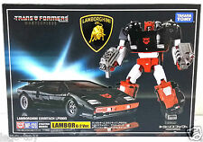 TRANSFORMERS MASTERPIECE MP-12G SIDESWIPE LAMBOR G2 BLACK VERSION NEW IN BOX