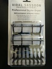 Vidal Sassoon Professional 1875 Styler Dryer Comb Attachment / Replacement Combs