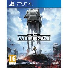 Star Wars Battlefront PS4 Game Brand New