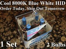 8000K H10 9040 9050 9055 9140 9145 Xenon HID Blue Foglight Fog Light Bulbs