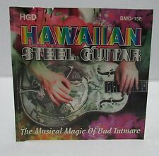 Hawaiian Steel Guitar The Musical Magic of Bud Tutmarc CD Luau Tiki Room Lounge