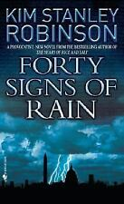 Forty Signs of Rain-ExLibrary