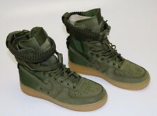 Nike SF AF1 Special Force Boot Air Force Urban Utility Olive 859202 339 Size 6