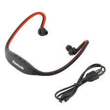 Stereo Wireless Bluetooth Headset Headphone With Mic For Mobile Phones MP3 PDA