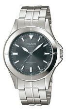 Casio MTP1214A-8A Men's Standard Casual Analog Stainless Steel Grey Dial Watch