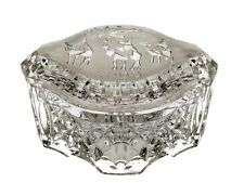 WaterFord Crystal Fifth Edition Songs Of Christmas music box Plays O Holy Night