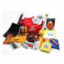Mayday Road Warrior Winter 10 Below Deluxe Auto Car Truck Emergency Kit- AA10DLX