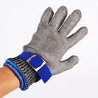 Hot Seller Safety Cut Proof Stab Resistant Stainless Steel Metal Mesh Glove New