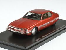 Neo Citroen SM Land Speed Record 1987 Dark Red Met. 1:43 46605