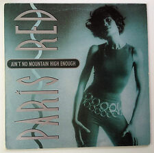 Paris Red - Ain't No Mountain High Enough   12 inch Vinyl Single Holland Import
