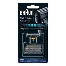 Braun - Combi-Pack 30B - Recharge Grille + Couteaux pour Rasoirs Anciens Séries
