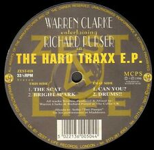 WARREN CLARKE - The Hard Traxx EP, Entertaining Richard Purser - Zest 4 Life