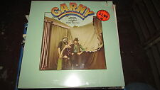 CARNY WARNER BROTHERS SOUNDTRACK LP JODIE FOSTER HENRY BRANT