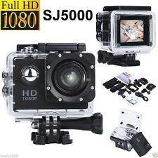 SJ5000 12MP Ultra HD 1080P Waterproof Action Camcorder Sports DV Camera Cam WT