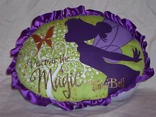 """Discover the Magic Tinker Bell Pocket Pillow Soft Toy Plush Stuffed Animal 11"""""""