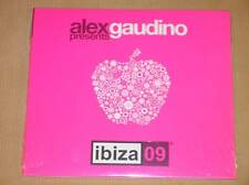 CD RARE / ALEX GAUDINO / IBIZA 09 / NEUF SOUS CELLO