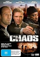 Chaos [DVD], LIKE NEW, Region 4, Fast Next Day Postage....6201