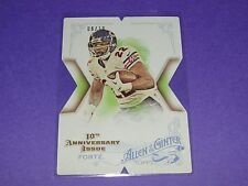 2015 Allen & Ginter MATT FORTE Die Cut Variant SP/10 Chicago BEARS Tulane - Rare
