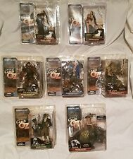 McFARLANE TOYS SPAWN TWISTED LAND OF OZ COMPLETE SET OF 7 FIGURES...NEW ON CARDS