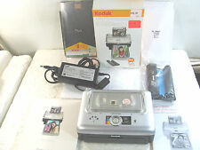 KODAK EasyShare Thermal Color PHOTO PRINTER Dock Series 3 BUNDLE+Tray+Paper cart