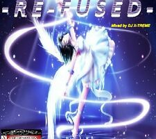 RE-FUSED 'UK HAPPY HARDCORE' - MIXED BY DJ-X-TREME (2009 CD) DOUGAL/GAMMER...
