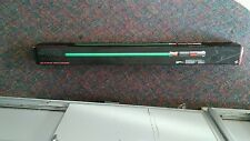 HASBRO STAR WARS BLACK SERIES FORCE FX JEDI LUKE GREEN LIGHTSABER IN HAND #05