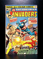 COMICS: Marvel: Invaders #3 (1975) - RARE (thor/captain america/namor/ironman)