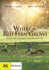 Where The Red Fern Grows  2003 = DABNEY COLEMAN= PAL 4 =SEALED
