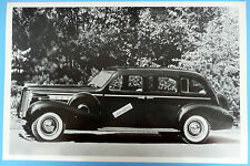 """12 By 18"""" Black & White Picture 1938 Buick Limosine"""